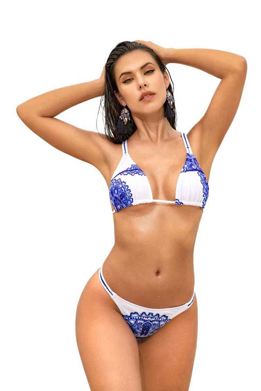 AIS Mapale Mediterranean/White Bikini 6565